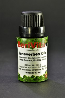 Jeneverbes Olie 100% 10ml - Etherische Olie