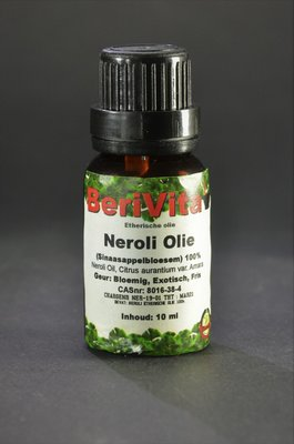 Neroli Olie 100% 10ml - Etherische Olie