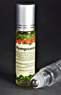 Pompoenpitolie Puur 10ml Roller - Pumpkin Seed Oil
