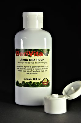 Amla Olie Puur 100ml flacon