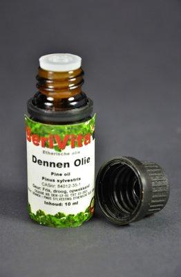 Dennenolie 100% 10ml Druppelfles - Etherische Olie