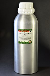 Hennep olie liter