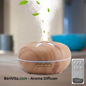 aroma diffuser met afstandsbediening