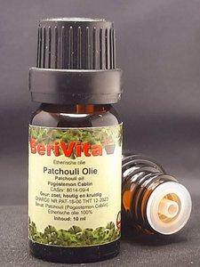 patchouli olie hippie 10ml