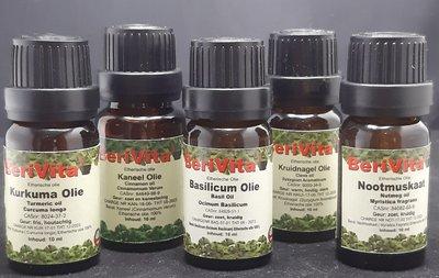 kruiden etherische olie