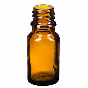 flesje 10ml leeg amber