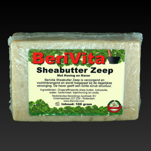 Shea Butter met Haver