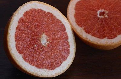 grapefruit vruchten