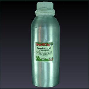 Rozenbottelolie 1 liter
