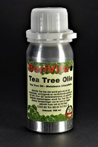 Tea Tree Olie 100ml