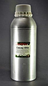 cacay olie literfles